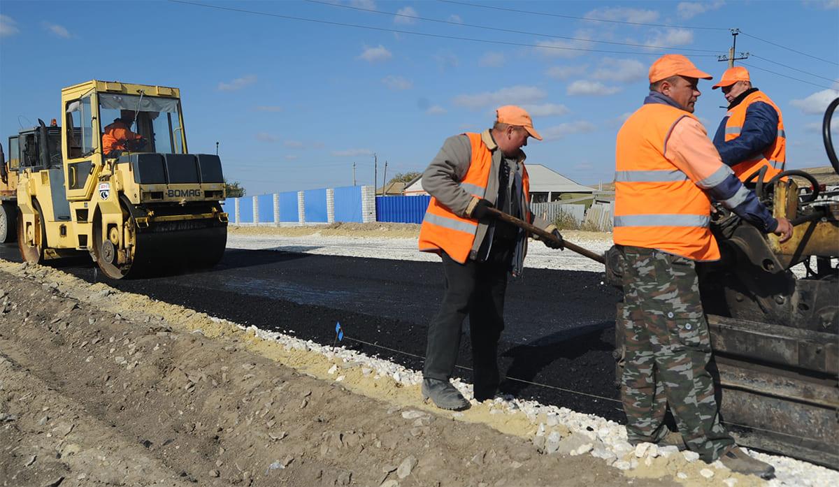 дорожное строительство экология